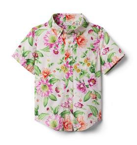 Dahlia Poplin Shirt