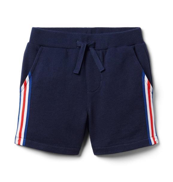 Side Stripe Short