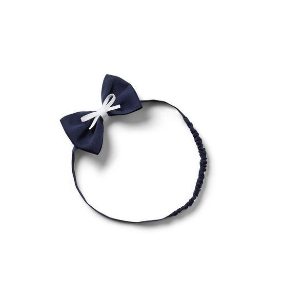 Baby Bow Soft Headband