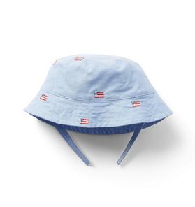 Baby Flag Bucket Hat