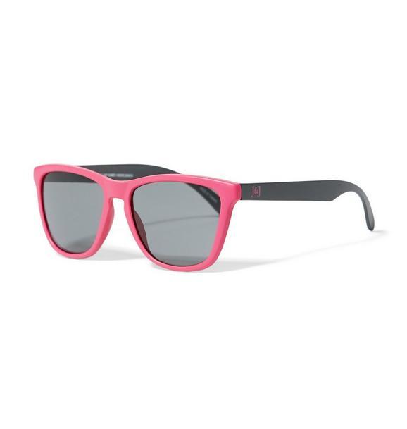 Colorblocked Sunglasses
