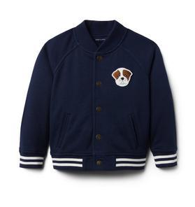 Bulldog Bomber Jacket