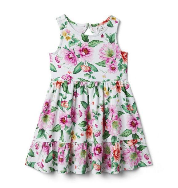 Dahlia Open Back Dress