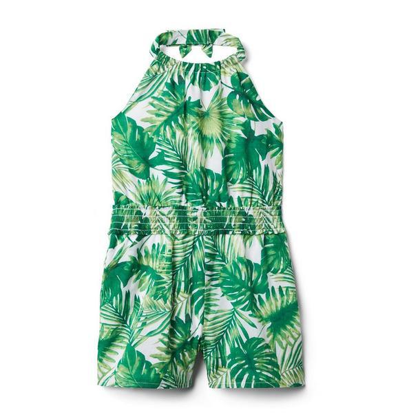 Palm Romper