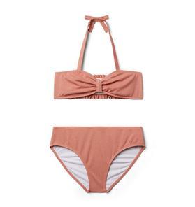 Lurex 2-Piece Swimsuit