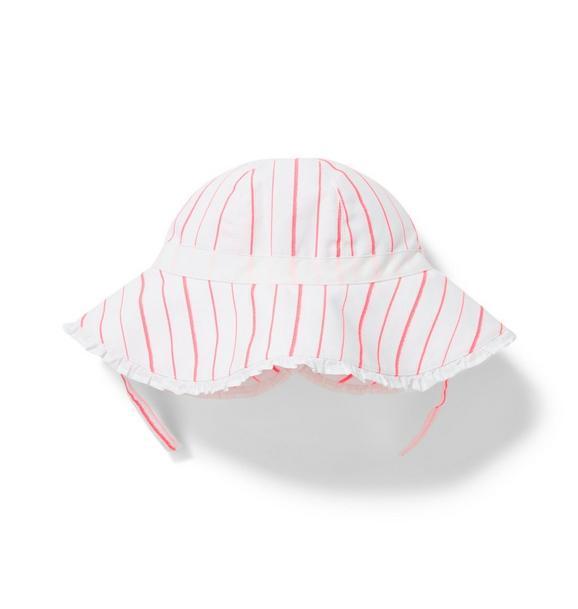 Baby Striped Sun Hat
