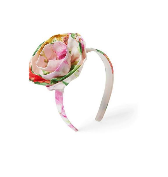 Dahlia Rosette Headband