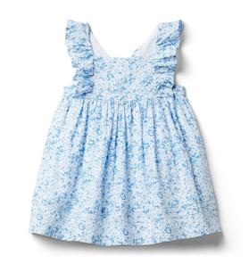 Baby Ditsy Floral Dress