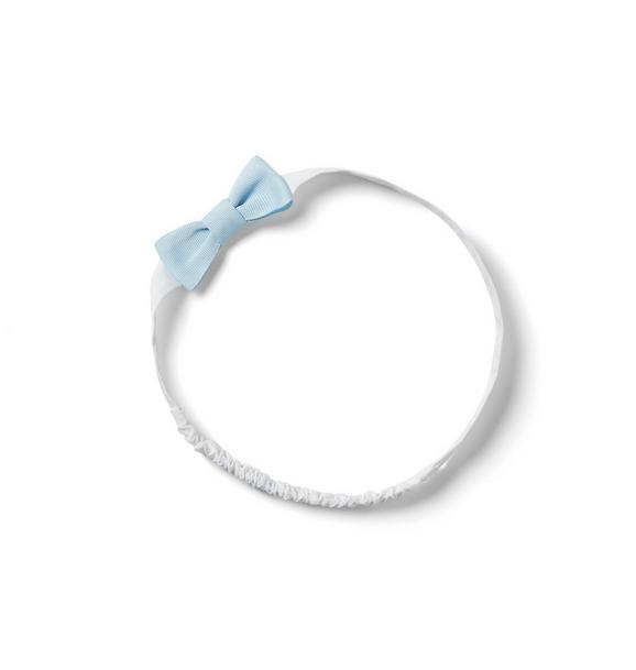 Baby Mini Bow Soft Headband