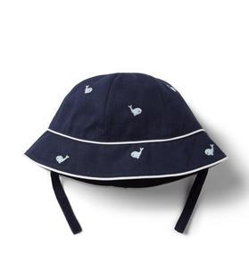 Baby Whale Bucket Hat