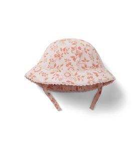 Baby Floral Bucket Hat