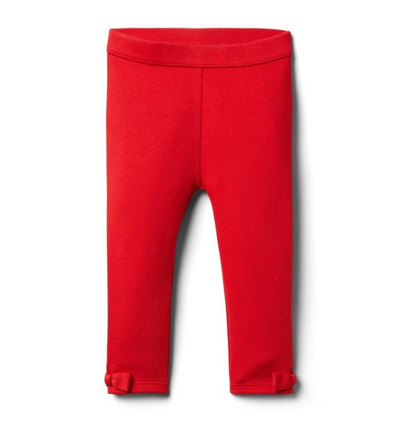 Baby Bow Cuff Ponte Pant