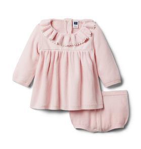 Baby Sweater Matching Set