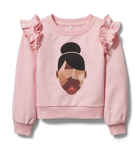 Brown Girls Do Ballet Sweatshirt