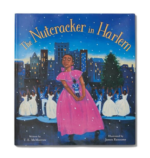 Janie and Jack The Nutcracker in Harlem Book