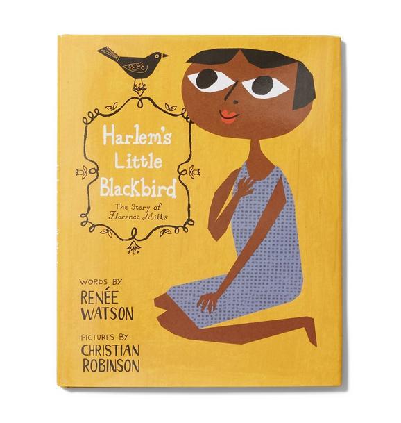Janie and Jack Harlems Little Blackbird Book