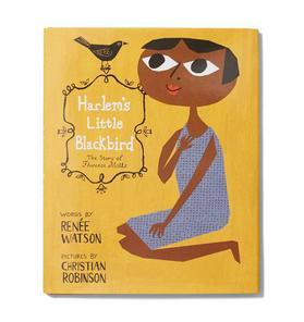 Harlem's Little Blackbird Book