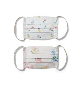 Kid Spring Floral Mask 2-Pack