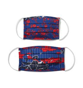 Adult And Kid Floral Mask 2-Pack