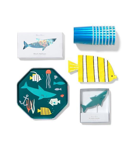 Meri Meri Under The Sea Instant Party Box