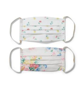 Adult Spring Floral Mask 2-Pack