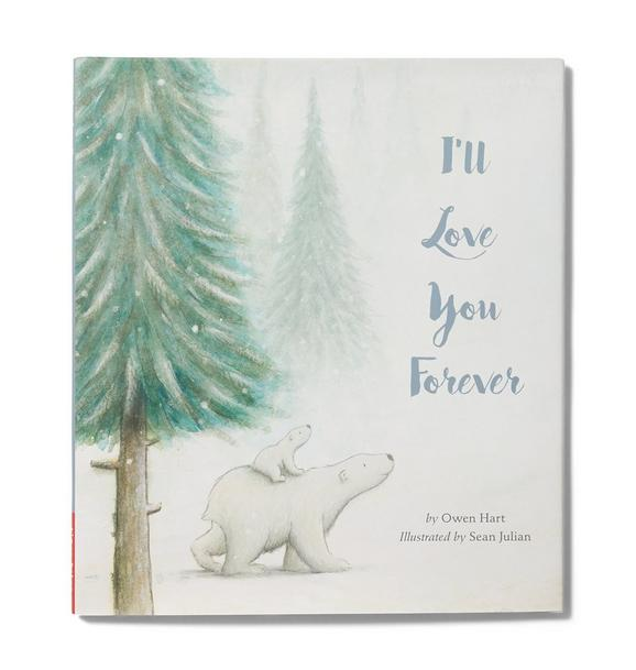 Janie and Jack Ill Love You Forever Book