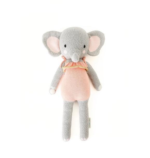 Cuddle + Kind Small Eloise The Elephant Doll