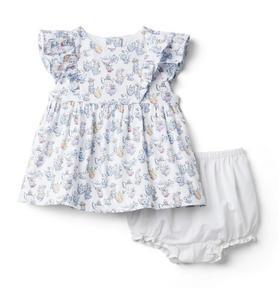 Disney Alice in Wonderland Baby Tea Party Matching Set