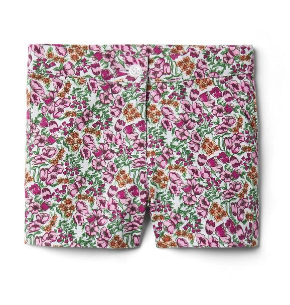 Ditsy Floral Short