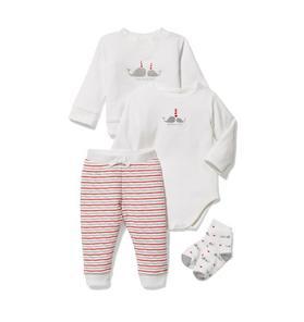 Baby 4-Piece Valentine Gift Box