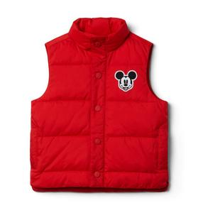 Disney Mickey Mouse Puffer Vest
