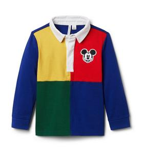 Disney Mickey Mouse Rugby Shirt