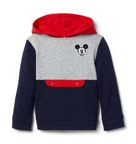 Disney Mickey Mouse Hooded Sweatshirt