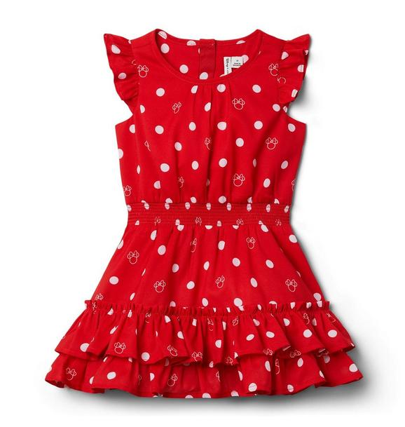 Disney Minnie Mouse Dot Dress