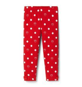 Disney Minnie Mouse Dot Legging