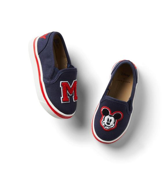 Disney Mickey Mouse Slip-On Sneaker