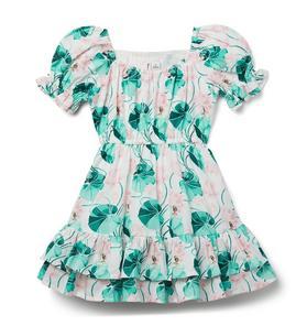 Disney Tiana Floral Dress