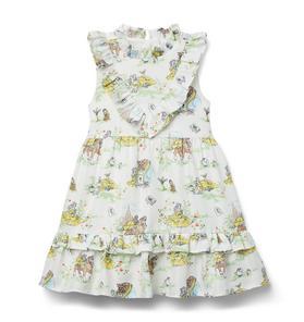 Disney Belle Ruffle Dress