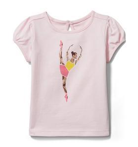 Brown Girls Do Ballet Ballerina Tee