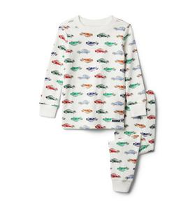 Auto Pajama Set