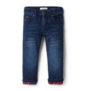 Straight Jean In Kingsley Wash