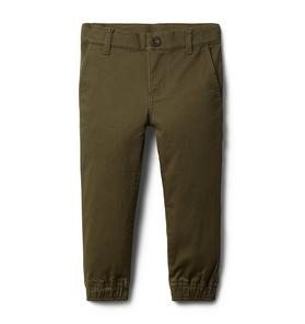 The Twill Jogger
