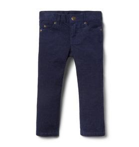 Straight Corduroy Pant