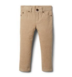 Slim Corduroy Pant