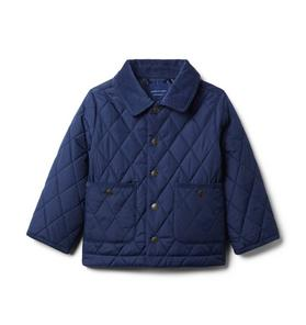 The Quilted Barn Coat
