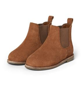 The Suede Chelsea Boot