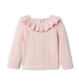 Baby Pointelle Top