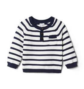 Baby Striped Sweater