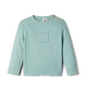 Baby Ribbed Sweater