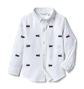 Train Oxford Shirt